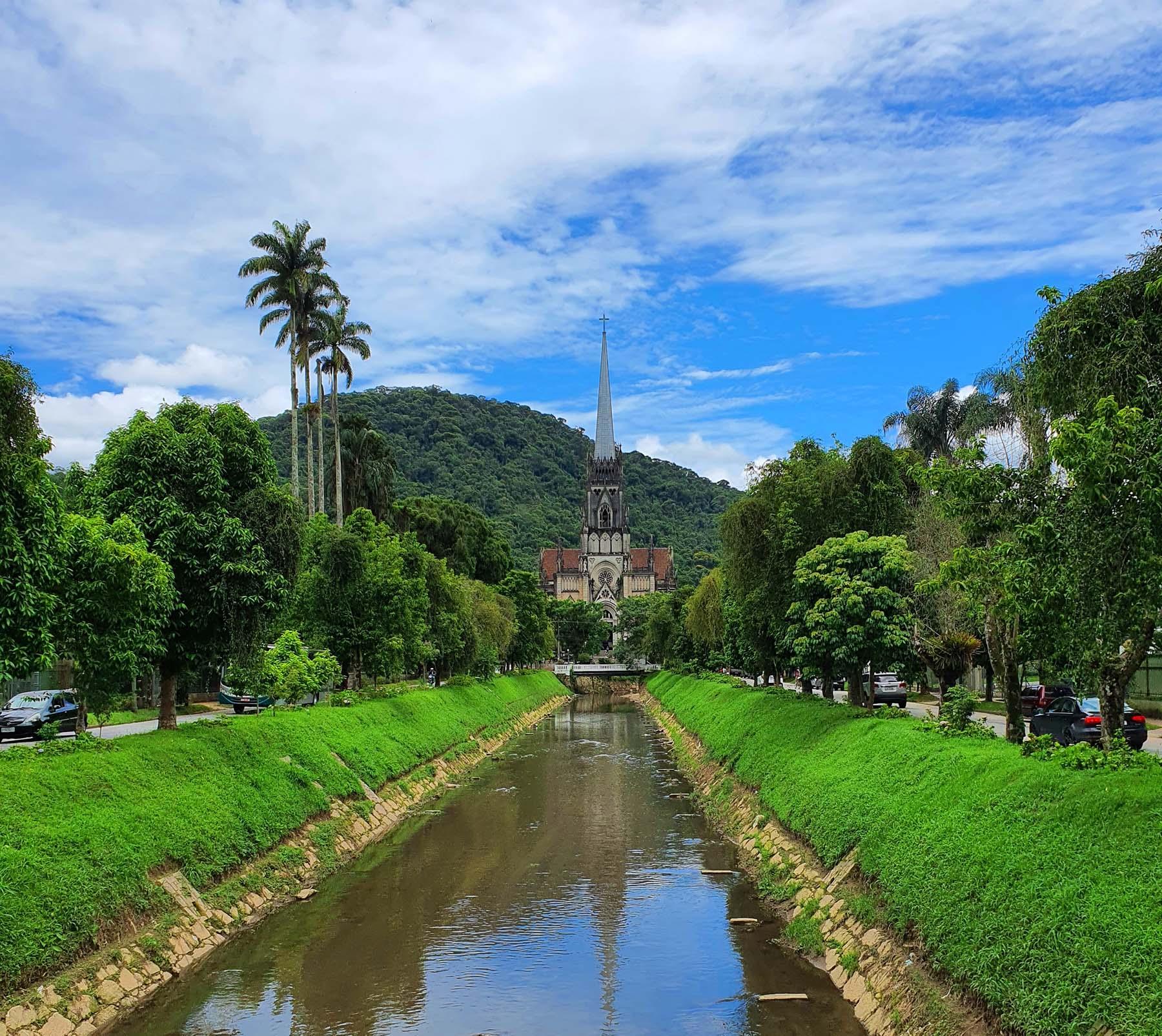 O que fazer em Petrópolis em 1 dia, Catedral São Pedro Alcântara