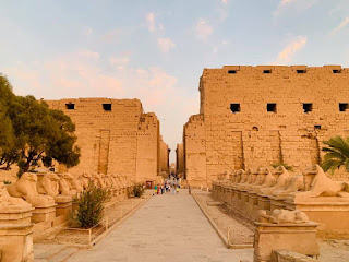 勇闖法老王的國度-最大古蹟群路克索卡納克神殿(Karnak Temple)