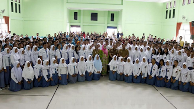 Dinas Perpusatakaan dan Kearsipan Provinsi Lampung Gelar Pelatihan Kearsipan