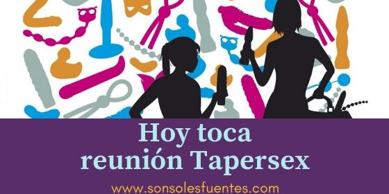artículo sobre las reuniones Tapersex para alimentar el deseo sexual