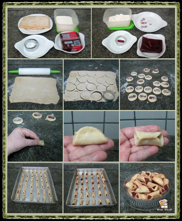 Biscoito beliscão ou goiabinha 4