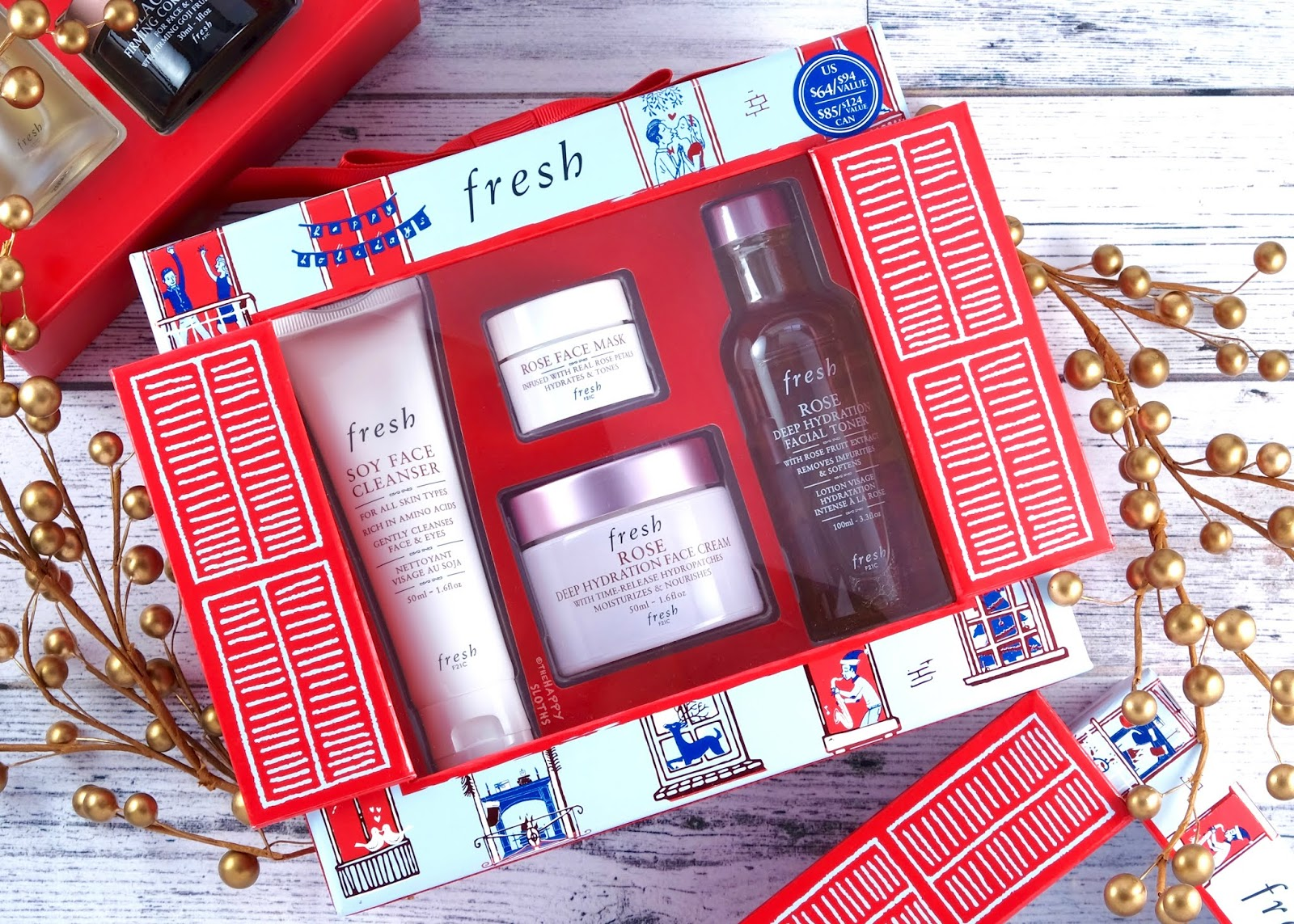 Fresh   Holiday 2019 Hydration Ever After Gift Set: Gift Guide
