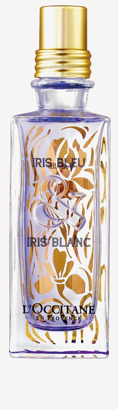 Iris Bleu & Iris Blanc EDT, unboxed, jpeg
