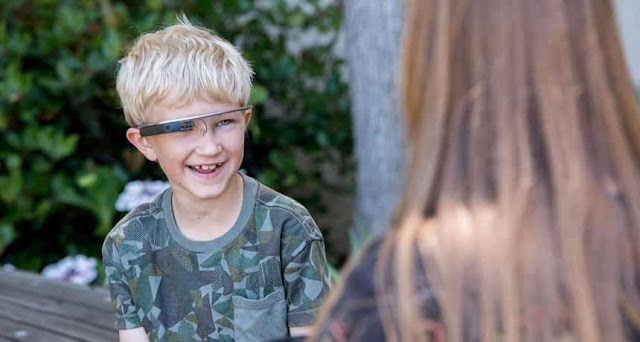 Google Glass could help children with autism socialize with others