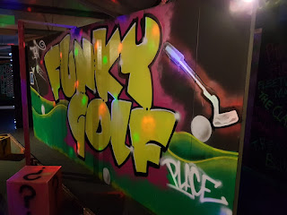 That Funky Golf Place at Becketts Farm in Wythall, Birmingham