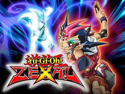 Ver Yu-Gi-Oh! ZEXAL Online