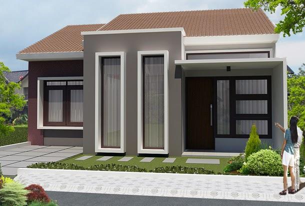 Desain-Rumah-Sederhana-Minimalis-Dengan-2-Kamar-Tidur