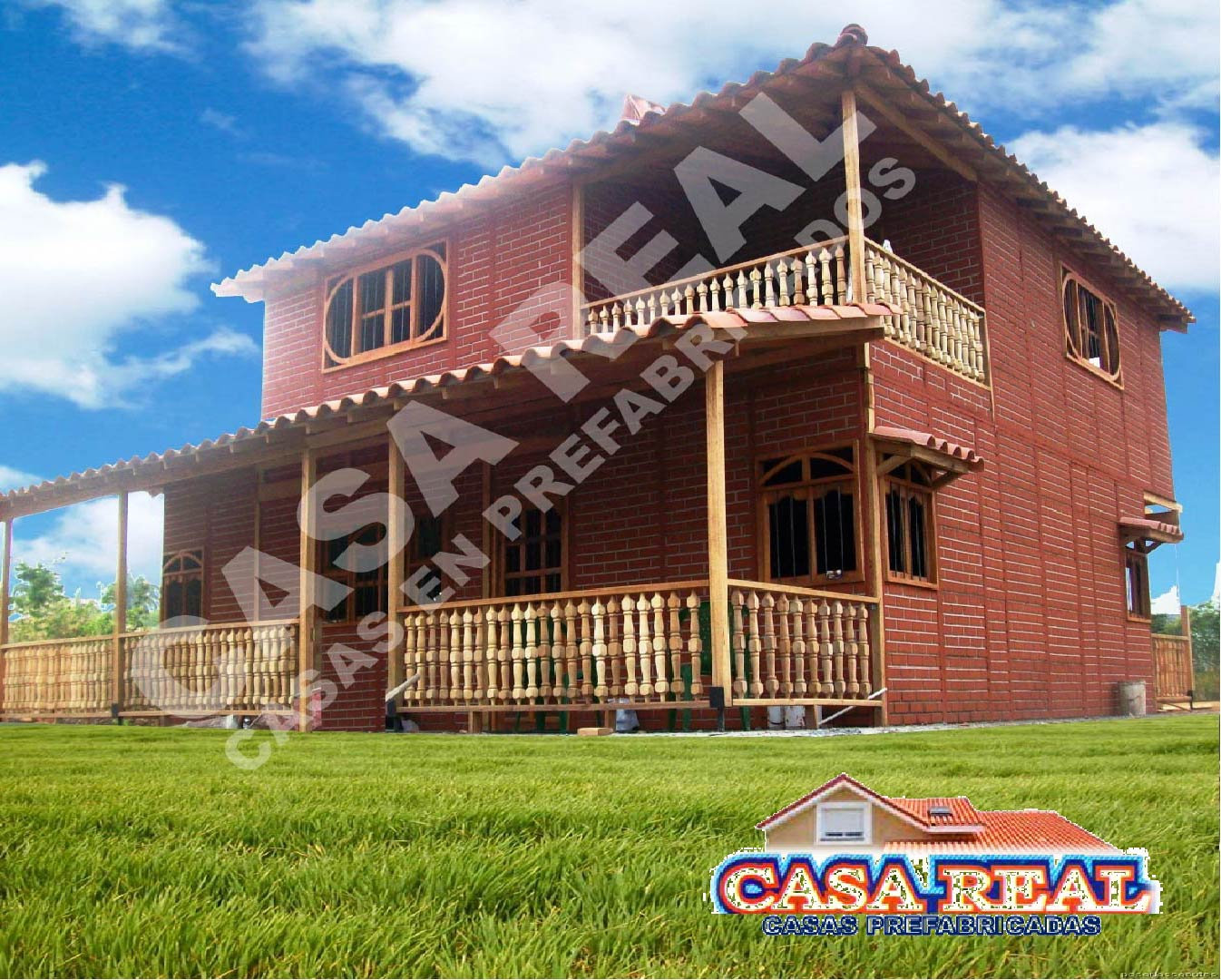 Casas Prefabricadas Casa Real