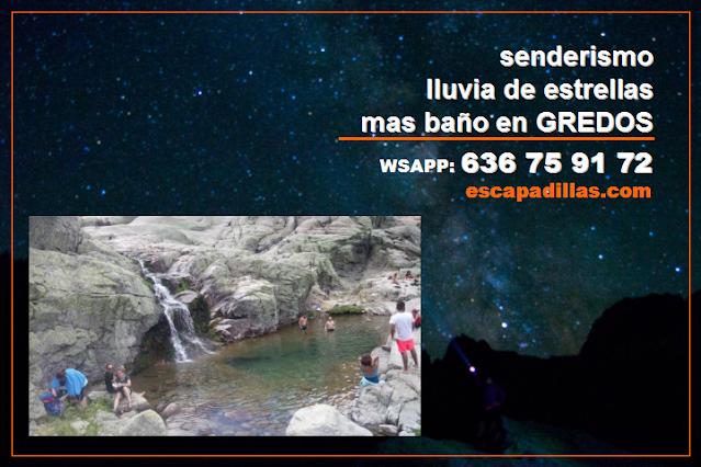 Laguna Esmeralda en el Circo de Gredos con - escapadillas.com