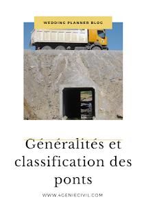 Généralités et classification des ponts en pdf