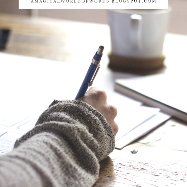 5 Story Elements I Love To Write