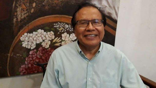 Jokowi Ancam Reshuffle, RR: Wong Posisi Kabinet Hanya untuk Hadiah Pendukung, Kapasitas Payah