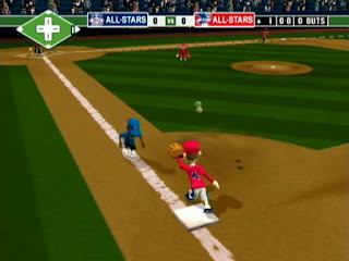Backyard Baseball - PS2
