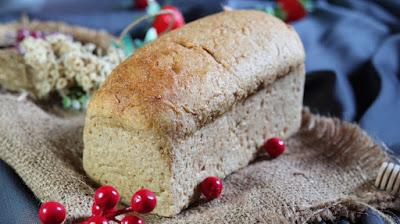 Roti Gandum Kaira Cake