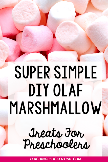 There are so many tutorials on the internet on how to make different types of recipes. But this one for how to make olaf snowman with marshmallows in particular caught my eye.