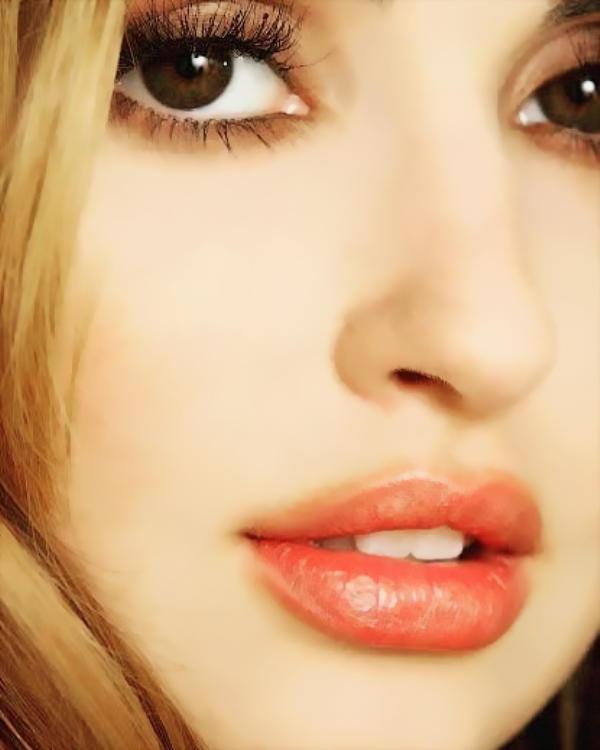 Natasha Malkova Hot and Colorful Photoshoot