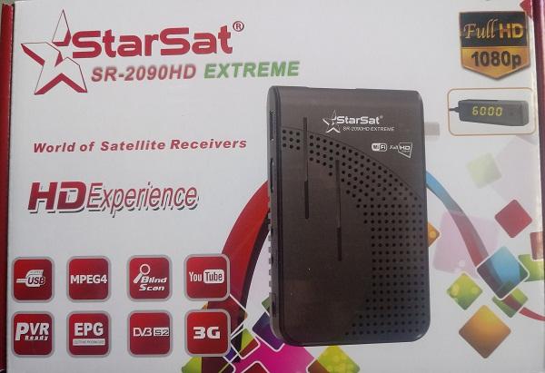 starsat 2090 hd extreme