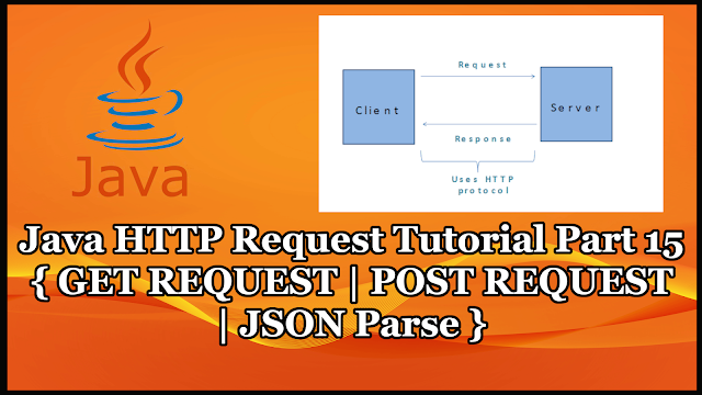 Java HTTP Request Tutorial Part 15