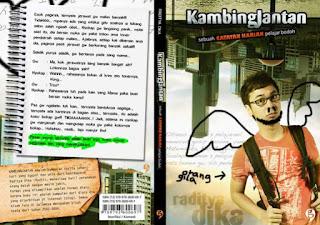 Novel Komedi Kambing Jantan - Raditya Dika
