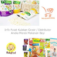 Merek Terkenal Berbagai Makanan Bayi dan Susu Formula