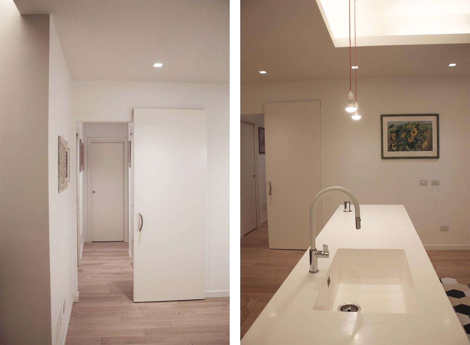 Illuminazione controsoffitto corridoio: controsoffitti sospesi: come