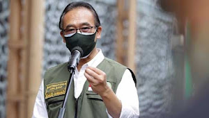 Daud Achmad: Lonjakan Kasus Baru Positif COVID-19 di Jabar Akibat Data Lama