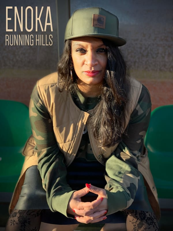 "Out Now: ""Running Hills"" By Enoka"