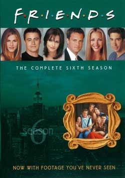Friends (1999) Season 6 Complete