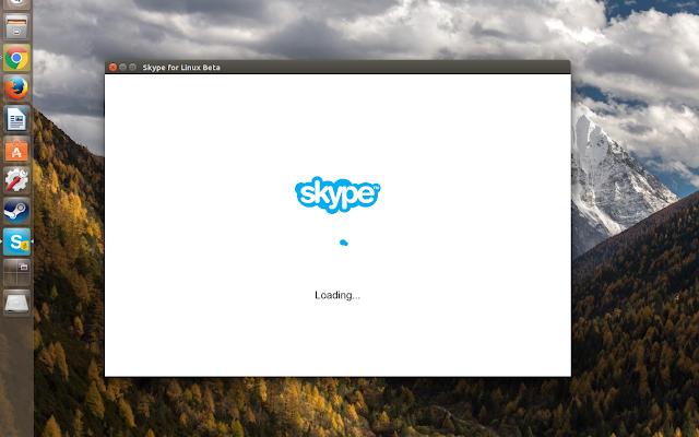 new skype for linux ubuntu