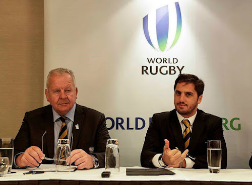 Agustín Pichot nuevo Vicepresidente de World Rugby