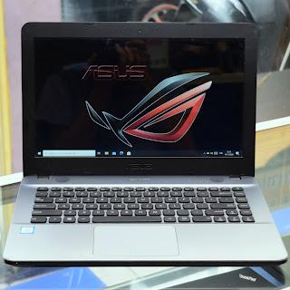 Jual Laptop ASUS X441U Core i3-6006U di Malang