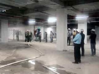 Dịch vụ chống thấm tầng hầm