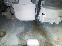 パナソニックNP-45VD5 食器洗い乾燥機 水漏れ