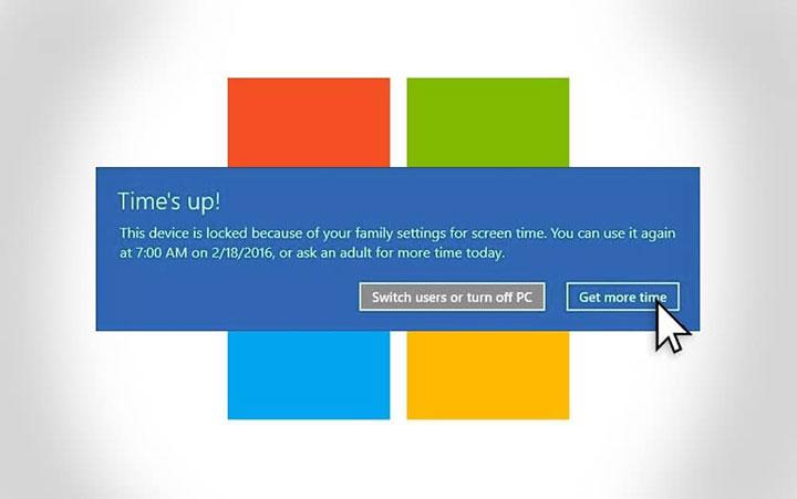 الآن يمكنك تقييد وقت إستخدام Windows10 و Xbox One