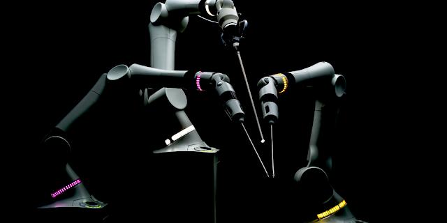 The New Haptic Arm Makes Robotics Easy To Reach