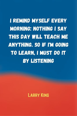 cool listening quotes