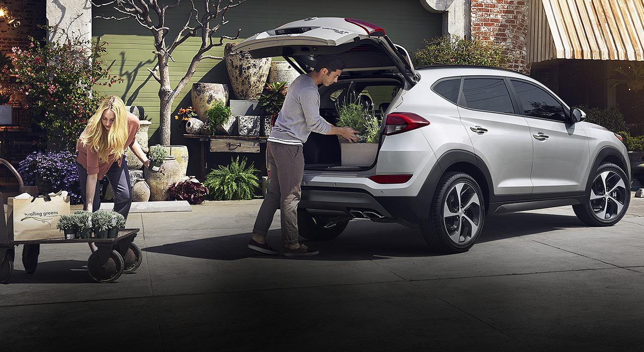 Hyundai Tucson 2016 phù hợp với gia đình nhỏ, trẻ trung, năng động