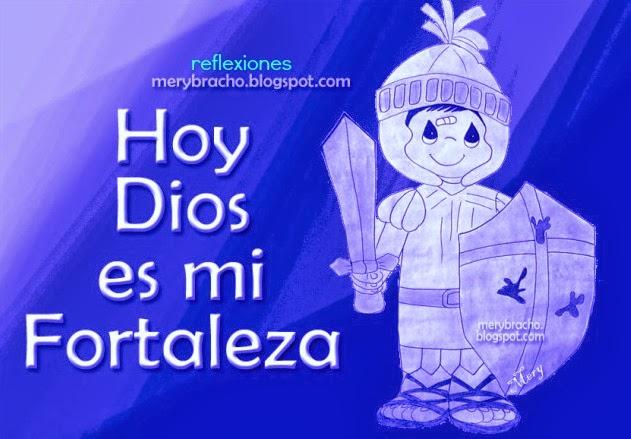 Necesitamos estar protegidos, ayuda en problemas, escudo, espada armas del espírituy, armadura espiritual cristiano, Dios es mi fortaleza, imagenes cristiana.