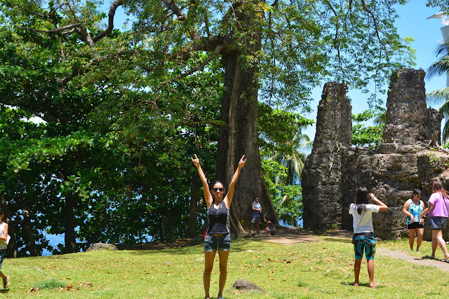 Old Church Ruins, Camiguin