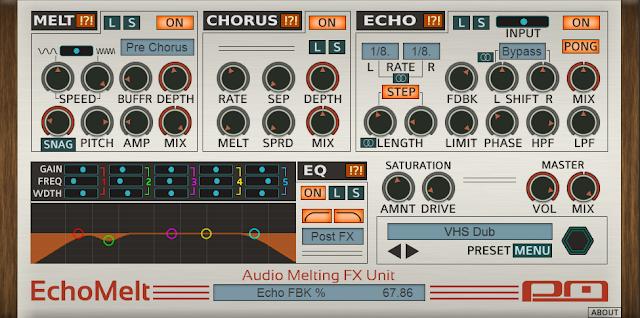 Psychic Modulation - EchoMelt v2.0.1 Full version