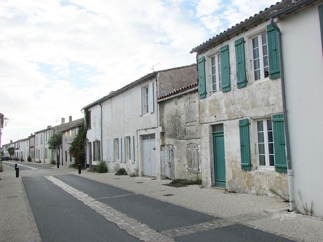 Ruta Oeste Francia tranquilas calles