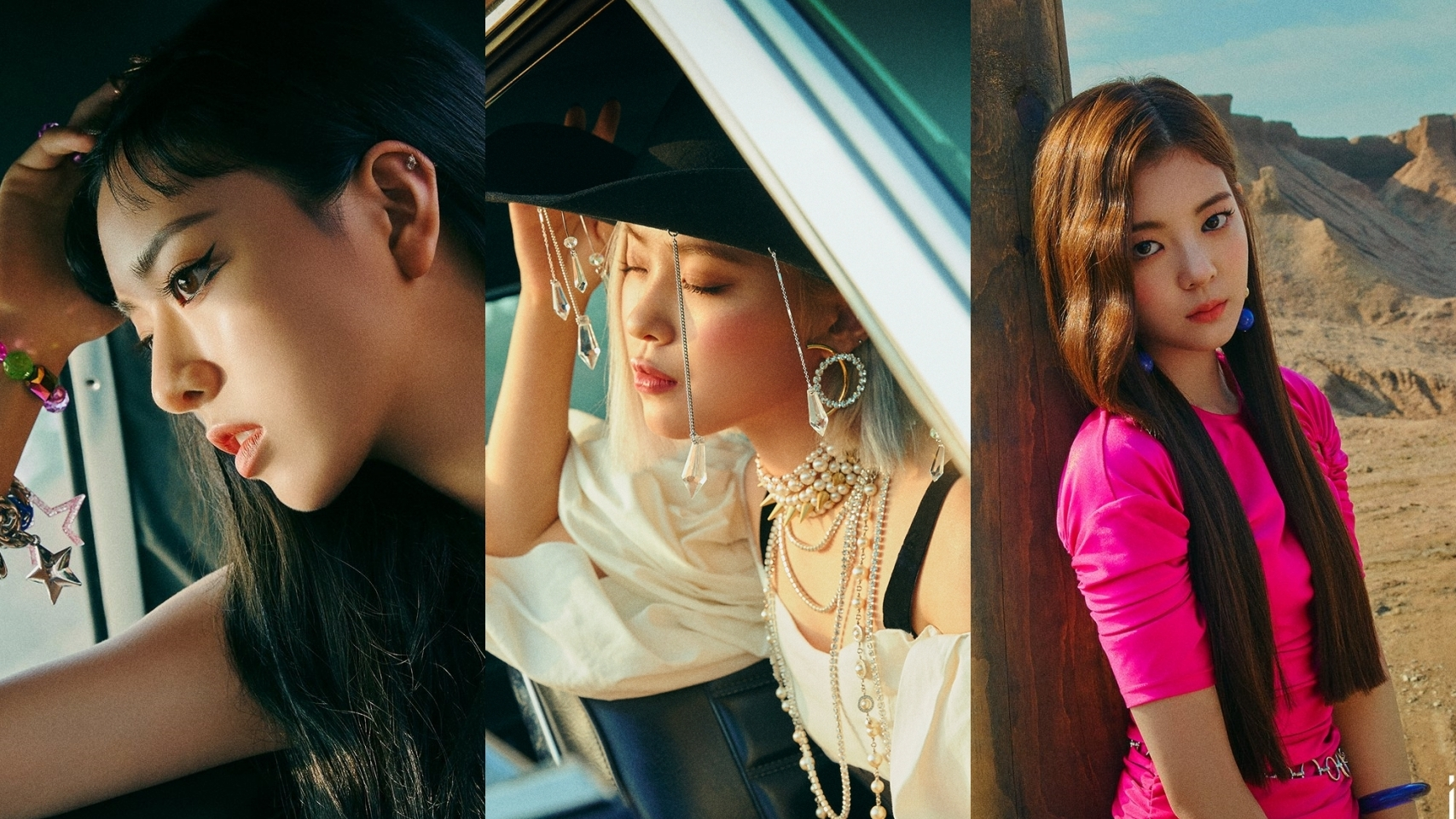 ITZY Releases Individual Teaser Ahead of Comeback with 'Not Shy'
