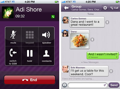 Critical flaw in Viber app allows full access to Smartphones