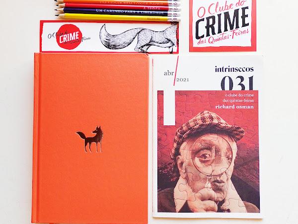 Intrínsecos, o clube de livros da Editora Intrínseca #031 (abril)