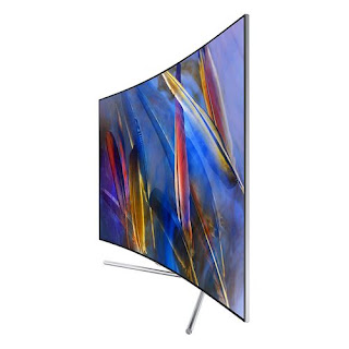 Curved screen TV features and disadvantages