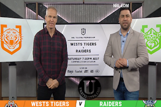 NRL National Rugby League AsiaSat 5 Biss Key 14 June 2020