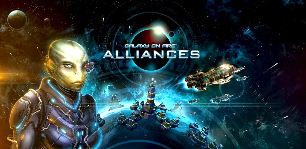 Download Galaxy on Fire™ - Alliances Apk + Data