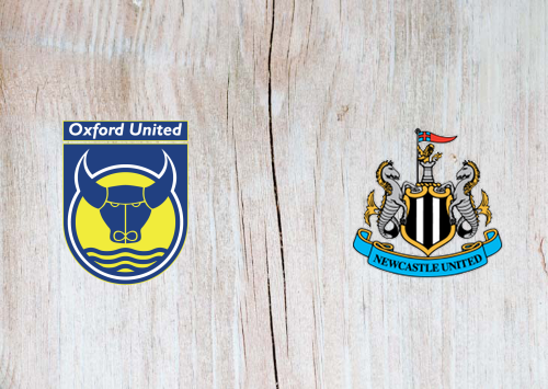 Oxford United vs Newcastle United -Highlights 4 February 2020
