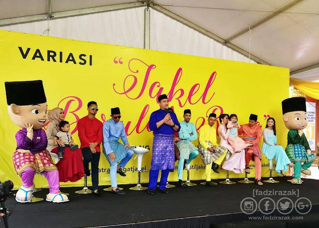 Duta Raya Jakel Barulah Raya 2017