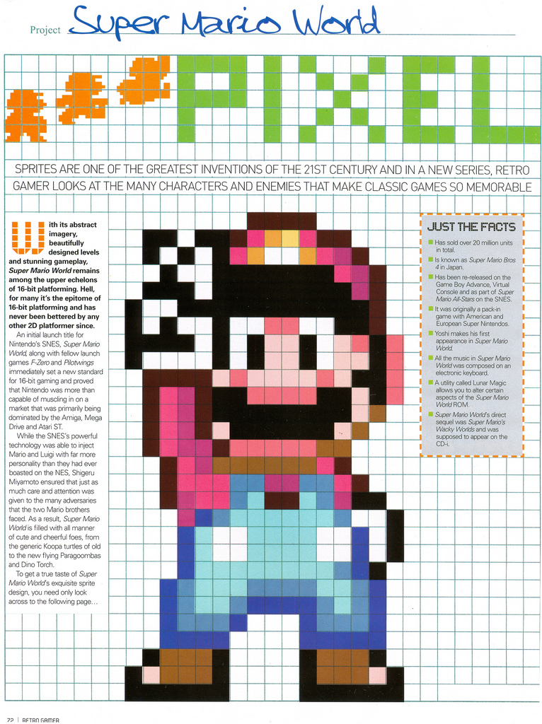 Back Of The Cereal Box In Praise Of Pixels And In Search Of Super